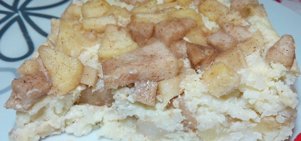 Ryż zapiekany z jabłkami (autor: alexm)