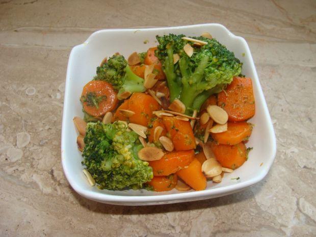 Przepis  warzywa z oliwą z białej trufli przepis