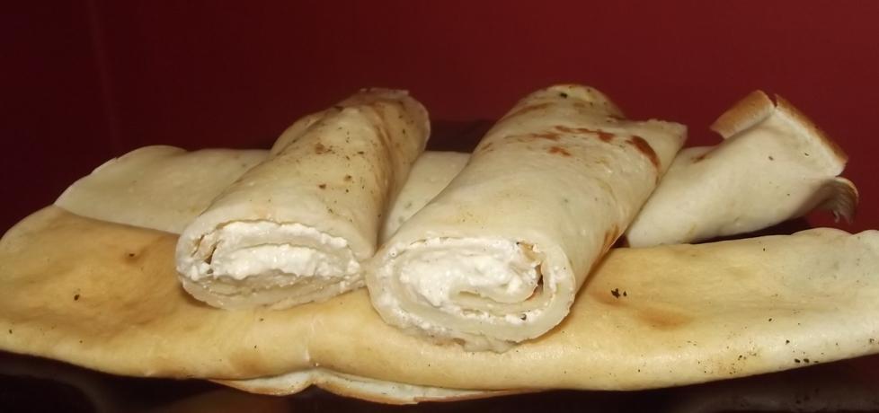 Naleśniki z białym serem i cynamonem (autor: izabela29 ...