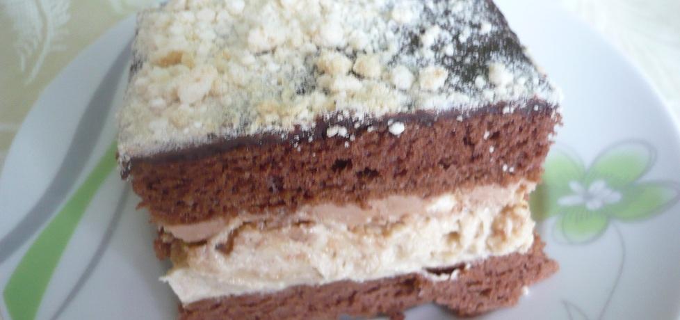 Ciasto chałwowe z bezami (autor: czekoladkam)