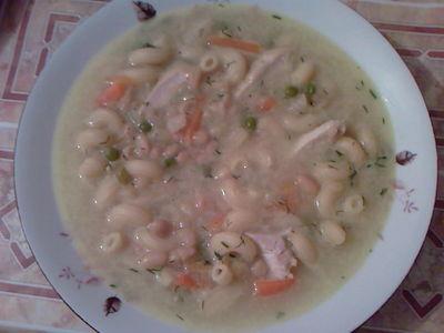 Zupa fasolowa gdańska
