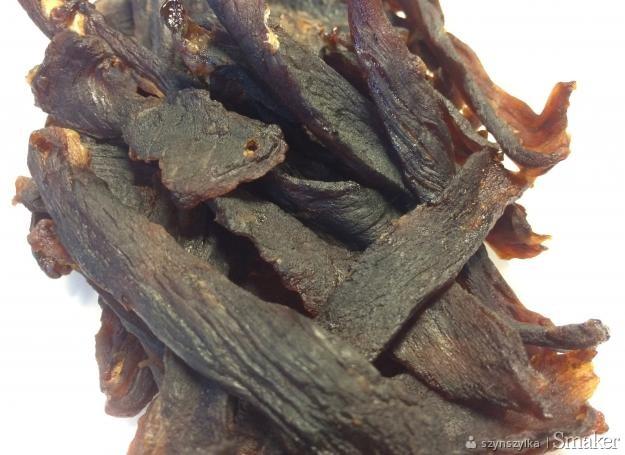 Suszona wołowina beef jerky