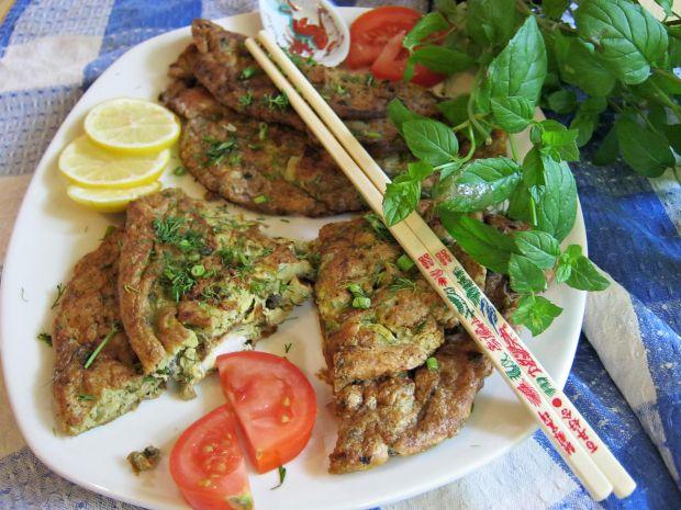 Przepisy: omlet po chińsku
