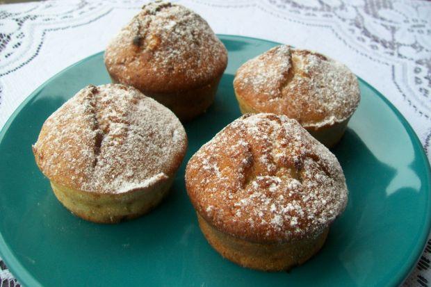 Przepis  bananowe muffinki przepis