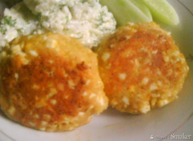 Kotlety jajeczno-serowe.