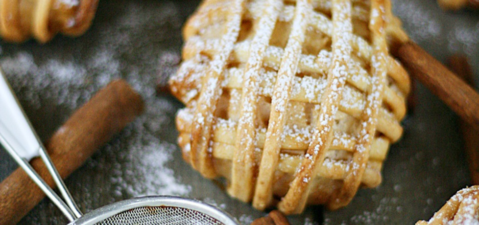 Jabłka w kruchym cieście (autor: kuchnia-marty)