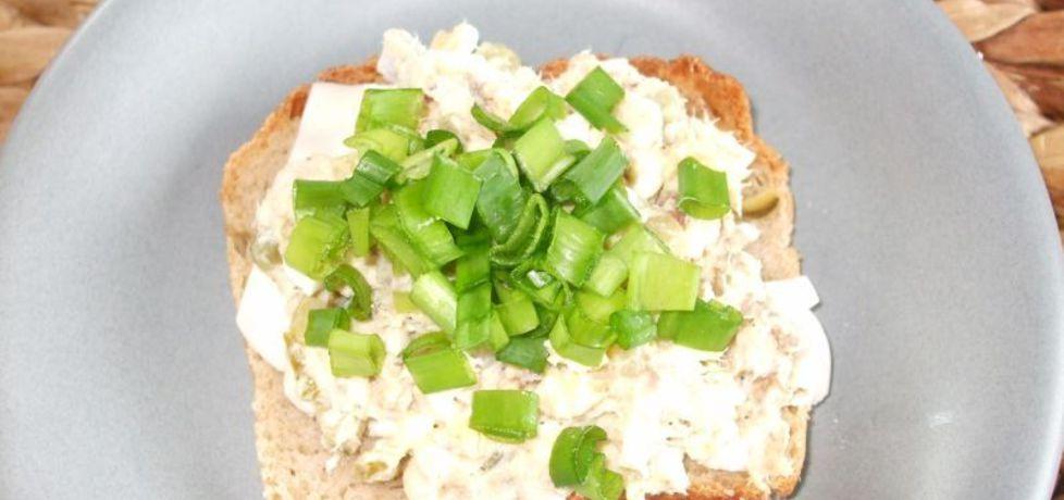 Pasta kanapkowa z makrelą (autor: olkaaa)