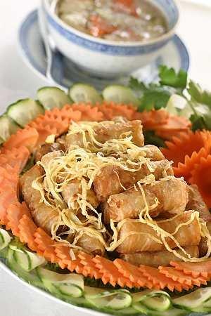Sajgonki (wietnam)  prosty przepis i składniki