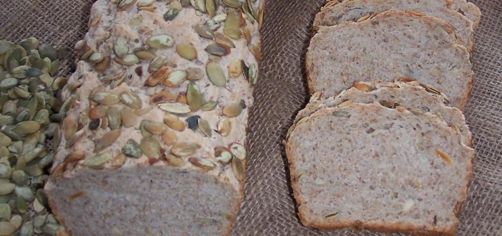 Pestkowe pieczywo, czyli chleb z dynią :) (autor: malinka ...