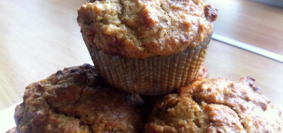 Muffinki z szynką i serem (autor: agnieszka189)