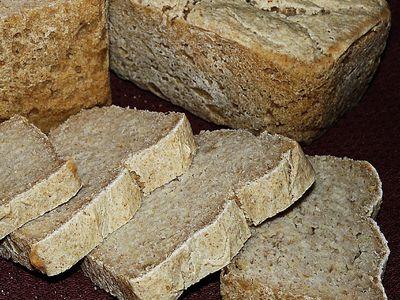 Chleb ryżowy bezglutenowy