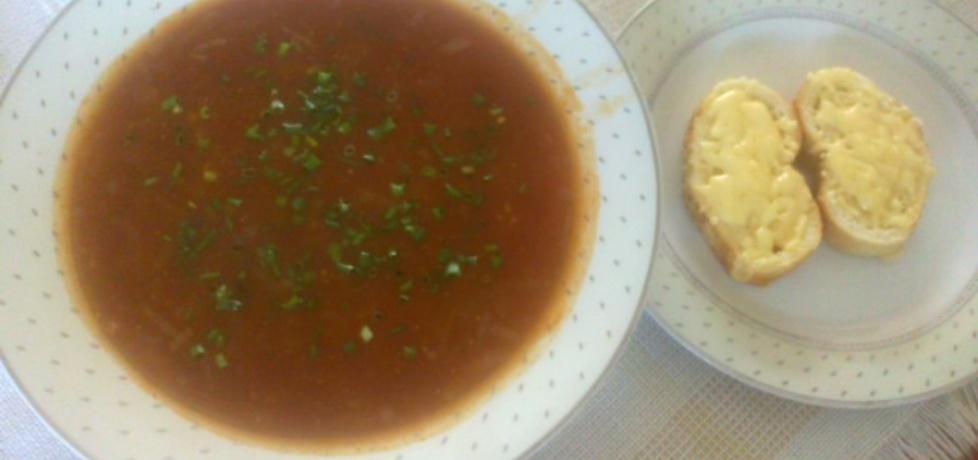 Zupa cebulowa (autor: megg)