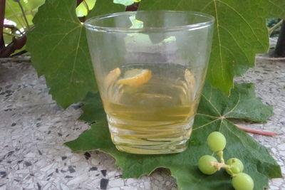 Staropolski napój cytrynowy