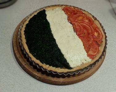 Włoska tarta