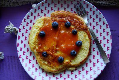 Tostowy omlet śniadaniowy