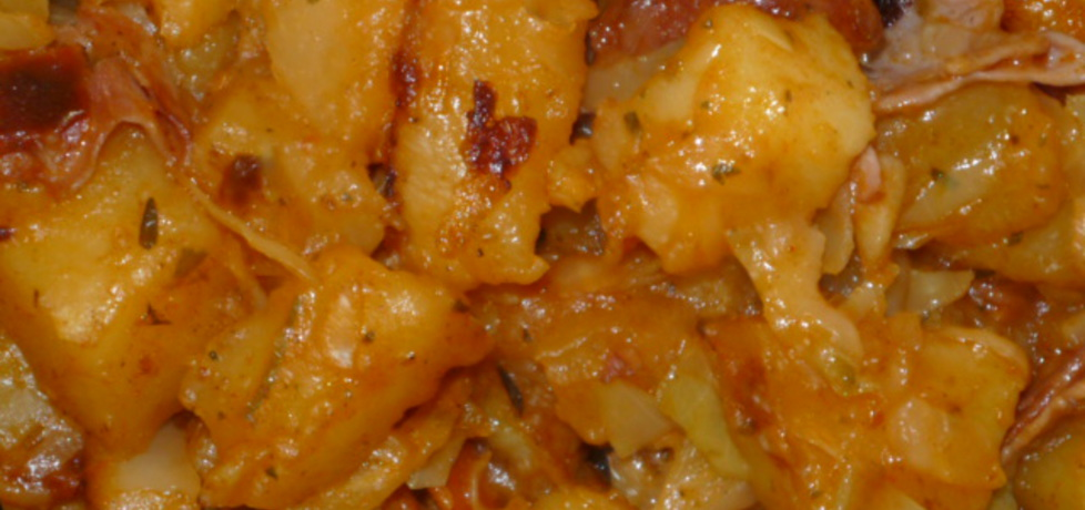 Ostry obiad na patelni (autor: owocowka)