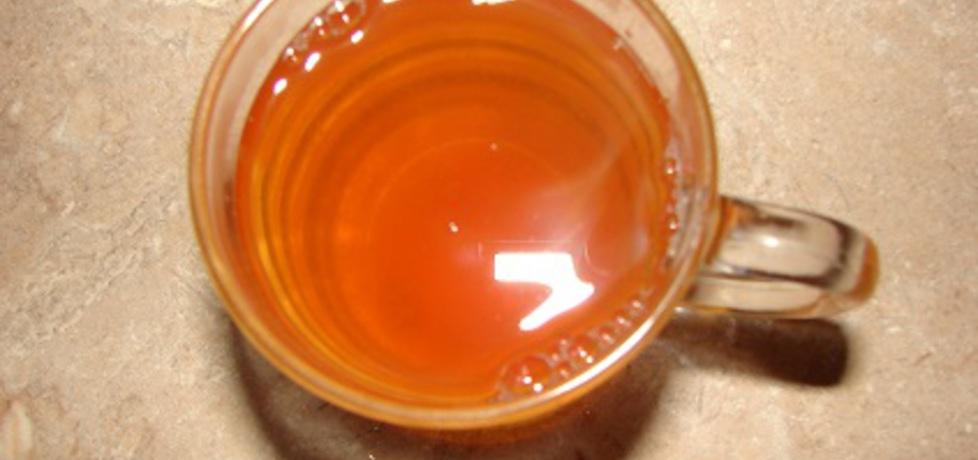 Herbata z sokiem jabłkowym (autor: norgiusz)