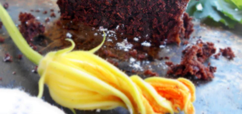Ciasto czekoladowe z cukinii (autor: ewa