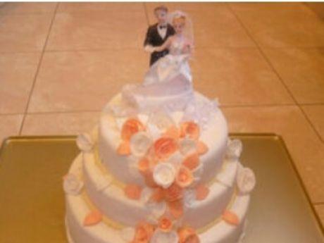 Przepis  tort piętrowy niebo przepis