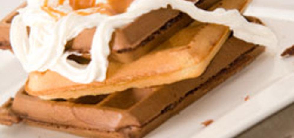 Gofry kakaowe (autor: kulinarny-smak)