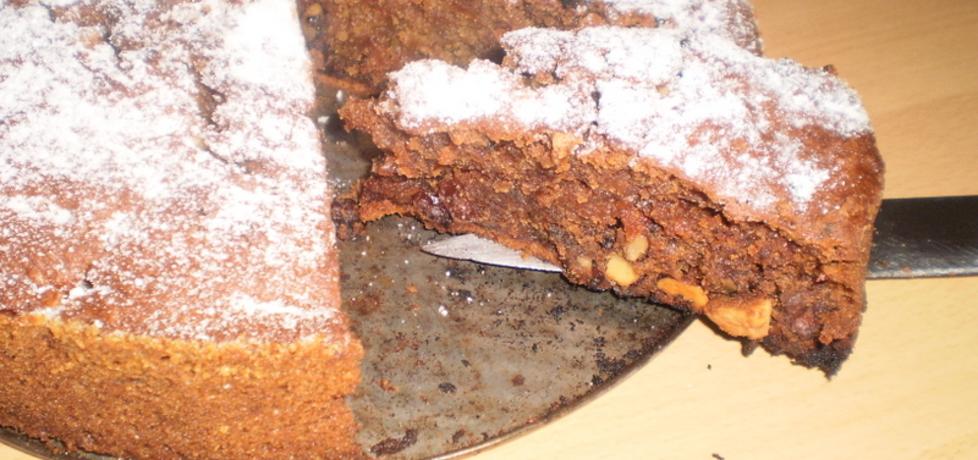 Ciasto piernikowo