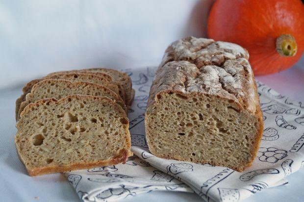 Przepis  chleb z dynią i musli przepis