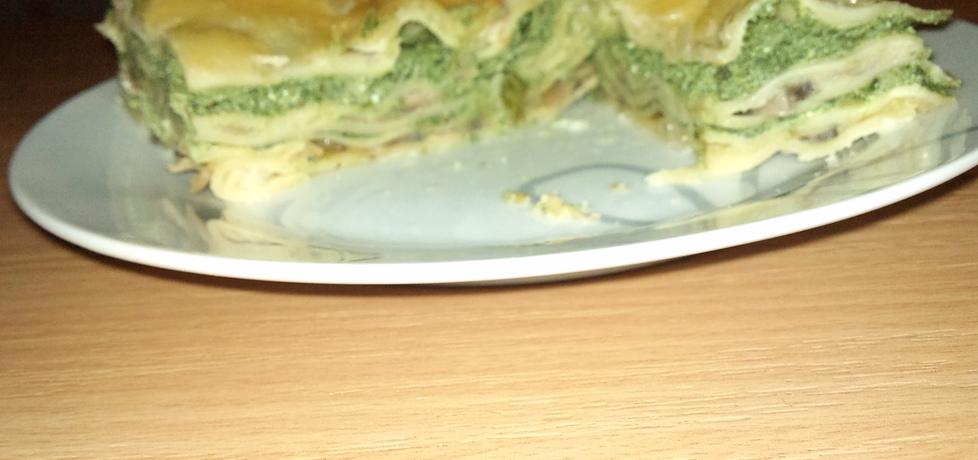 Lasagne ze szpinakiem (autor: alexm)