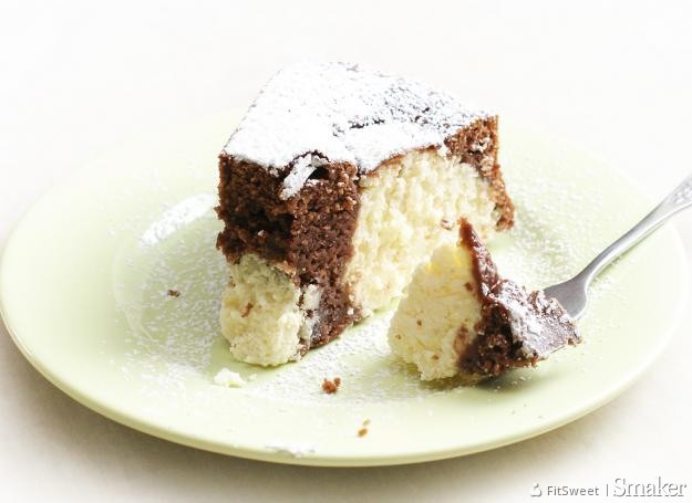 Ciasto z serowymi kulkami