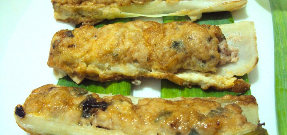 Pory faszerowane mięsem mielonym (autor: przejs ...