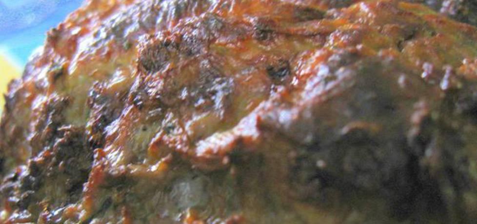 Dukanowy kopiec kreta (z wołowiny) (autor: yvonne ...