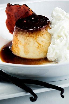Creme caramel  deser śmietankowo-karmelowy