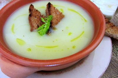 Zupa krem z kopru włoskiego (vellutata di finocchio ...