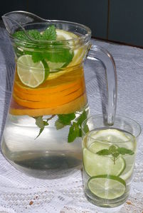 Cytrusowy napój
