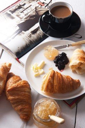 Croissanty  prosty przepis i składniki