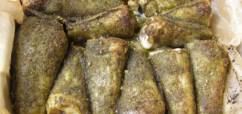 Ryba nototenia z piekarnika na pyszny lekki obiad... (autor: w