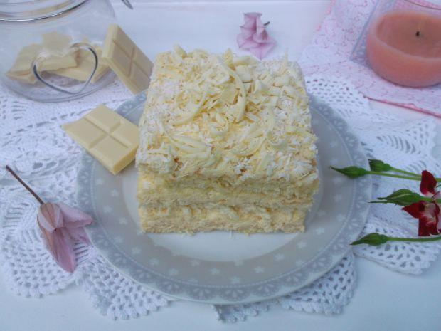 Przepis  ciasto aniołek wg. babeczki przepis
