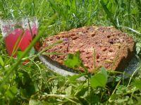 Przepis  cukiniowy chlebek na słodko przepis