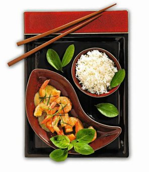 Tajskie curry z krewetek  prosty przepis i składniki