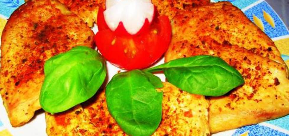 Piersi kurczaka a`la gyros (autor: yvonne)