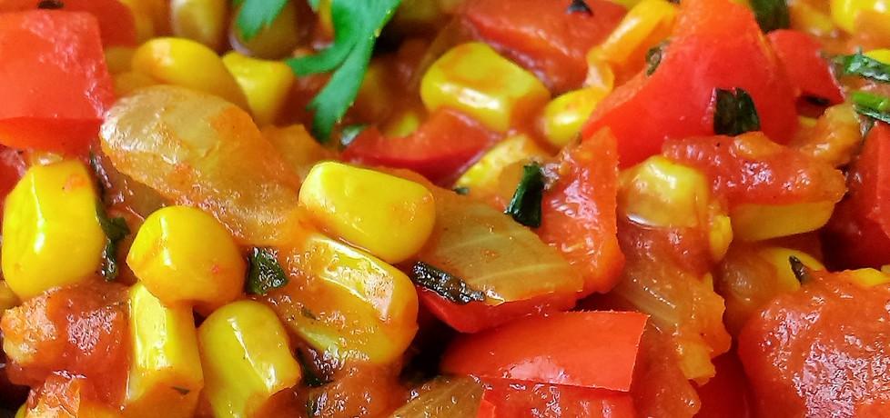 Potrawka warzywna piekielny meksyk (autor: futka ...