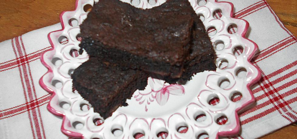 Szybkie brownie wg nigelli lawson (autor: beatris)