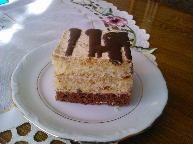 Przepis  ciasto orzechowe biszkoptowe przepis