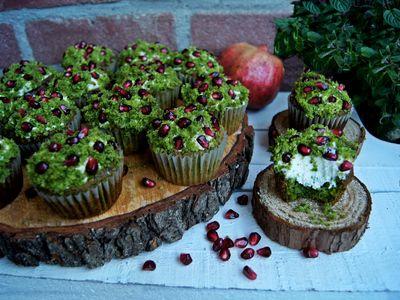 Muffinki leśne runo