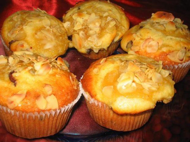Przepis  muffinki z musem jabłkowym przepis