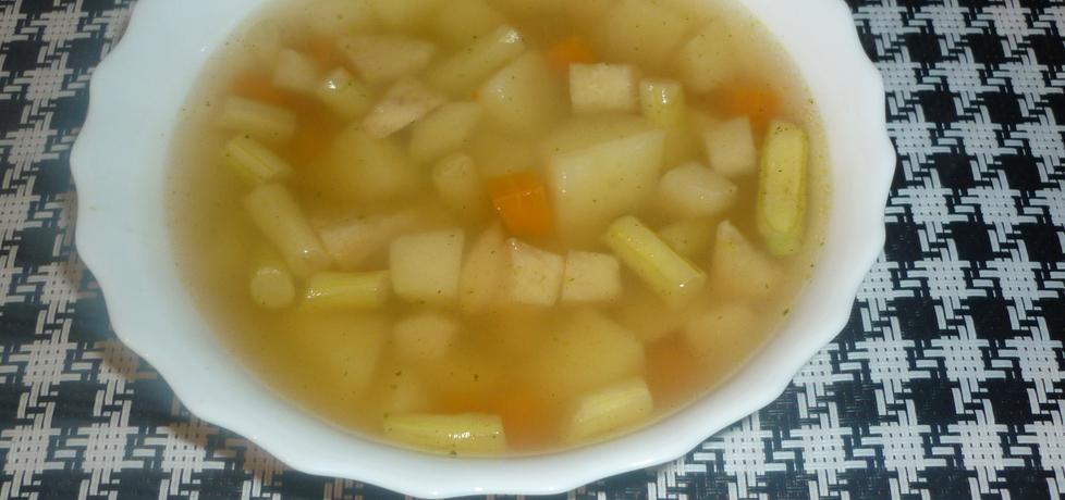 Zupa szparagowa (autor: motorek)