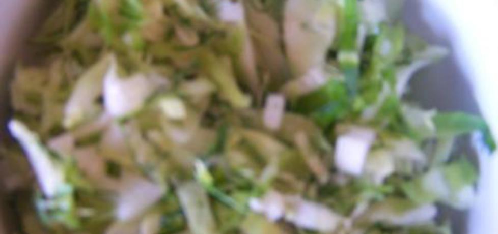Sórówka z młodej kapusty (autor: dorota37)