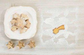 Ciasteczka imbirowe  prosty przepis i składniki