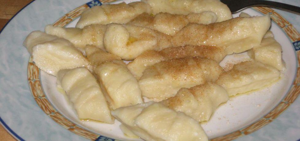 Kluski leniwe bez ziemniaków (autor: goofy9)