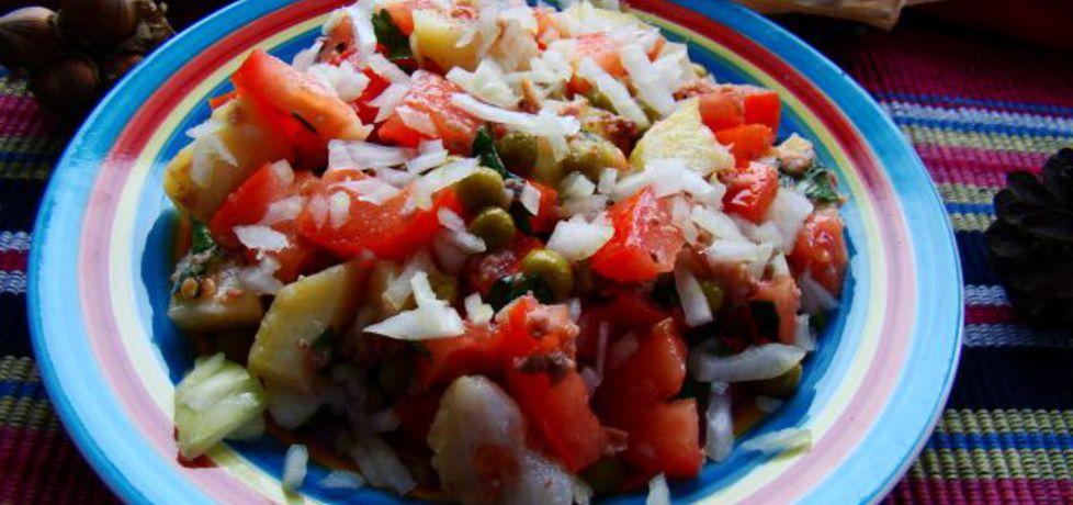 Sałatka warzywna jarska (autor: iwa643)