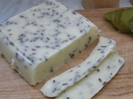 Przepis  swojski ser z mikrofalówki przepis
